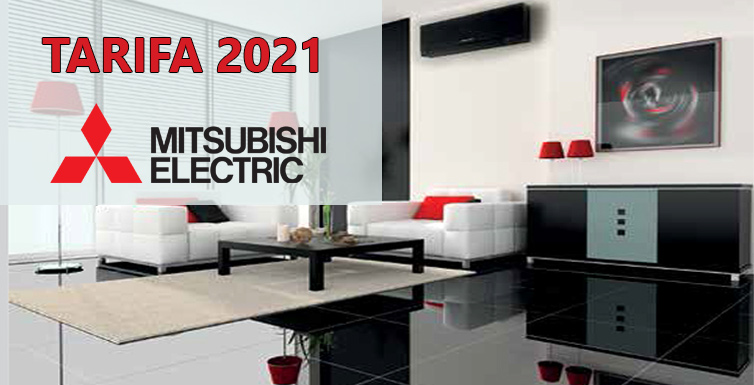 MITSUBISHI ELECTRIC 2021